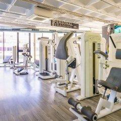 Отель The Walt Madrid фитнесс-зал фото 2
