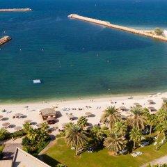 Отель Radisson Blu Resort, Sharjah пляж фото 2