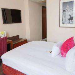 Отель Doubletree by Hilton London Marble Arch комната для гостей фото 3