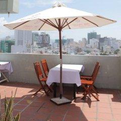 Copac Hotel Нячанг балкон