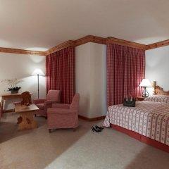 Отель Crystal Hotel superior Швейцария, Санкт-Мориц - отзывы, цены и фото номеров - забронировать отель Crystal Hotel superior онлайн комната для гостей фото 5
