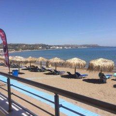 Aquarius Beach Hotel балкон