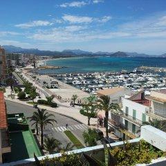Отель Hostal Flamenco балкон фото 2