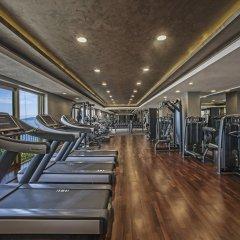 Отель The Bodrum by Paramount Hotels & Resorts фитнесс-зал