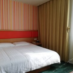 Отель Home Inn Changshou Donglu Китай, Гуанчжоу - отзывы, цены и фото номеров - забронировать отель Home Inn Changshou Donglu онлайн комната для гостей фото 5
