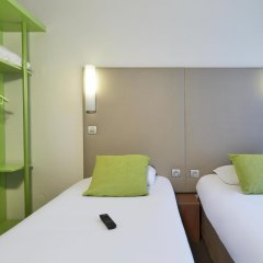 Отель Campanile Paris Ouest - Pte de Champerret Levallois комната для гостей
