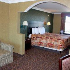 Отель Crystal Inn Suites & Spas комната для гостей фото 4