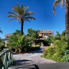 Отель Crystal De Luxe Resort & Spa – All Inclusive балкон