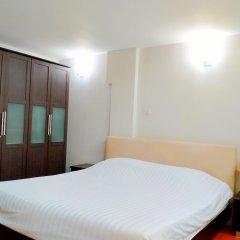 Отель Le Vanvarothai Saladaeng Residence Бангкок комната для гостей фото 5