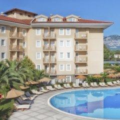 Akka Claros Турция, Кемер - отзывы, цены и фото номеров - забронировать отель Akka Claros онлайн бассейн фото 2
