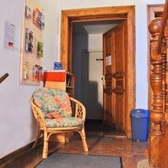 Гостевой Дом Pension Leipzig Georgplatz комната для гостей