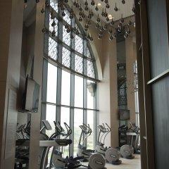 Отель Hyatt Regency Dubai Creek Heights фитнесс-зал фото 3