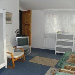 Отель Pension Hanspaulka комната для гостей фото 5