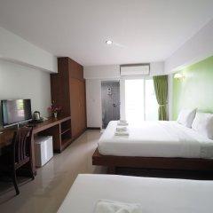 Phuhi Hotel комната для гостей