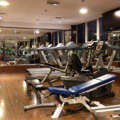 Smana Hotel Al Raffa Дубай фитнесс-зал