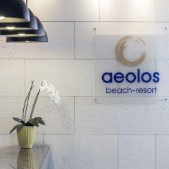 Отель Aeolos Beach Resort All Inclusive Греция, Корфу - отзывы, цены и фото номеров - забронировать отель Aeolos Beach Resort All Inclusive онлайн ванная