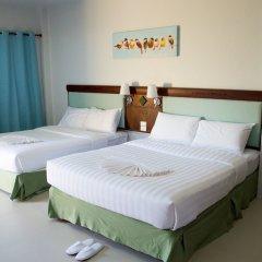 Отель Kata On Sea пляж Ката комната для гостей фото 3