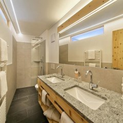 Отель Gasthof zur Sonne Стельвио ванная фото 2