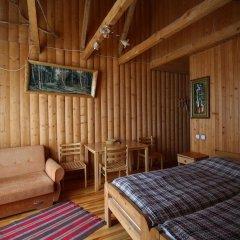 Семейный отель Горный Прутец комната для гостей фото 13