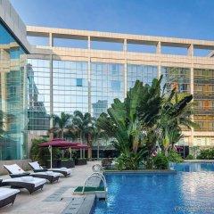 Отель St.Helen Shenzhen Bauhinia Hotel Китай, Шэньчжэнь - отзывы, цены и фото номеров - забронировать отель St.Helen Shenzhen Bauhinia Hotel онлайн бассейн фото 2