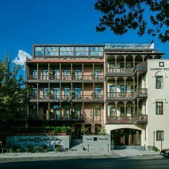 Museum Hotel Orbeliani спортивное сооружение