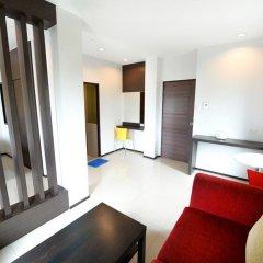 Отель Paradise Resort фитнесс-зал