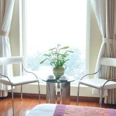 Отель Hanoi Legacy Hotel - Hoan Kiem Вьетнам, Ханой - отзывы, цены и фото номеров - забронировать отель Hanoi Legacy Hotel - Hoan Kiem онлайн комната для гостей фото 4