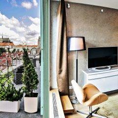Отель Wenceslas Square Terraces удобства в номере