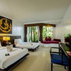 Отель Nai Yang Beach Resort & Spa комната для гостей фото 7