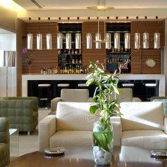 Отель Nuevo Madrid Мадрид гостиничный бар