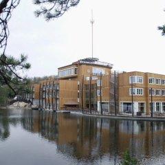 Отель Rica Dyreparken Норвегия, Кристиансанд - отзывы, цены и фото номеров - забронировать отель Rica Dyreparken онлайн приотельная территория фото 2