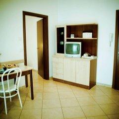 Отель Residence Blu Mediterraneo Римини в номере фото 2