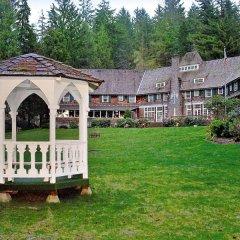 Отель Lake Quinault Lodge Куинолт фото 3
