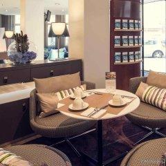 Отель Mercure Nice Centre Grimaldi Франция, Ницца - 5 отзывов об отеле, цены и фото номеров - забронировать отель Mercure Nice Centre Grimaldi онлайн питание фото 2