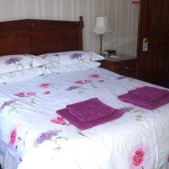 Отель Acer Lodge Guest House Эдинбург сейф в номере