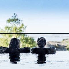 Отель Arken Hotel & Art Garden Spa Швеция, Гётеборг - отзывы, цены и фото номеров - забронировать отель Arken Hotel & Art Garden Spa онлайн бассейн фото 3