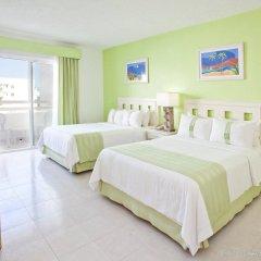 Отель Holiday Inn Cancun Arenas Мексика, Канкун - отзывы, цены и фото номеров - забронировать отель Holiday Inn Cancun Arenas онлайн комната для гостей
