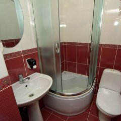 Отель Афина Дивноморское ванная