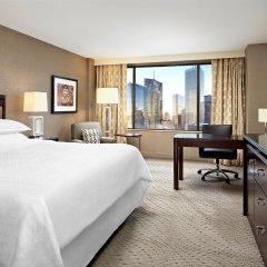 Отель Sheraton Centre Toronto Hotel Канада, Торонто - отзывы, цены и фото номеров - забронировать отель Sheraton Centre Toronto Hotel онлайн комната для гостей фото 4