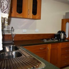 Апартаменты Al-Minhaj Service Apartments в номере