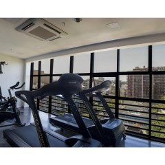 Arena Ipanema Hotel фитнесс-зал фото 4
