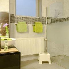 Отель Guesthouse Bxlroom Брюссель ванная