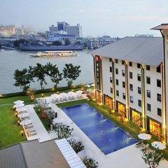 Отель Ibis Bangkok Riverside фото 6