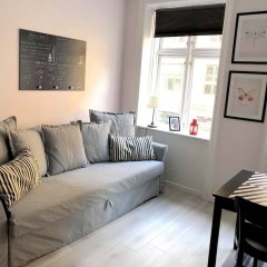 Отель Kapelvej Apartments Дания, Копенгаген - отзывы, цены и фото номеров - забронировать отель Kapelvej Apartments онлайн комната для гостей фото 3