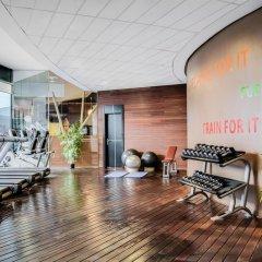 Отель Eurostars Suites Mirasierra фитнесс-зал фото 2