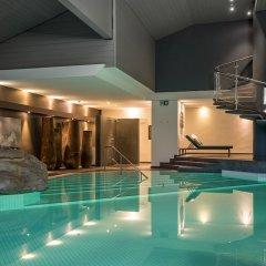 Отель HUUS Gstaad Швейцария, Занен - отзывы, цены и фото номеров - забронировать отель HUUS Gstaad онлайн бассейн фото 3