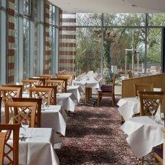 Отель Wyndham Garden Dresden Дрезден помещение для мероприятий