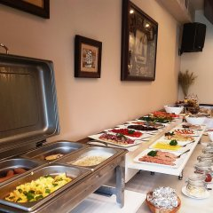 Отель Alanga Hotel Литва, Паланга - 5 отзывов об отеле, цены и фото номеров - забронировать отель Alanga Hotel онлайн питание фото 2