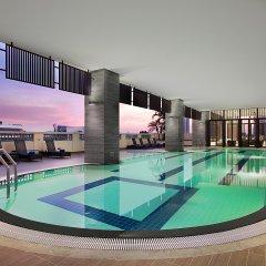 Отель Somerset Park Suanplu Бангкок бассейн