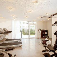 Отель Séjours & Affaires Atlantis - MASSY фитнесс-зал